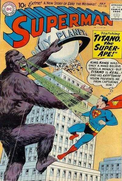 Superman #138
