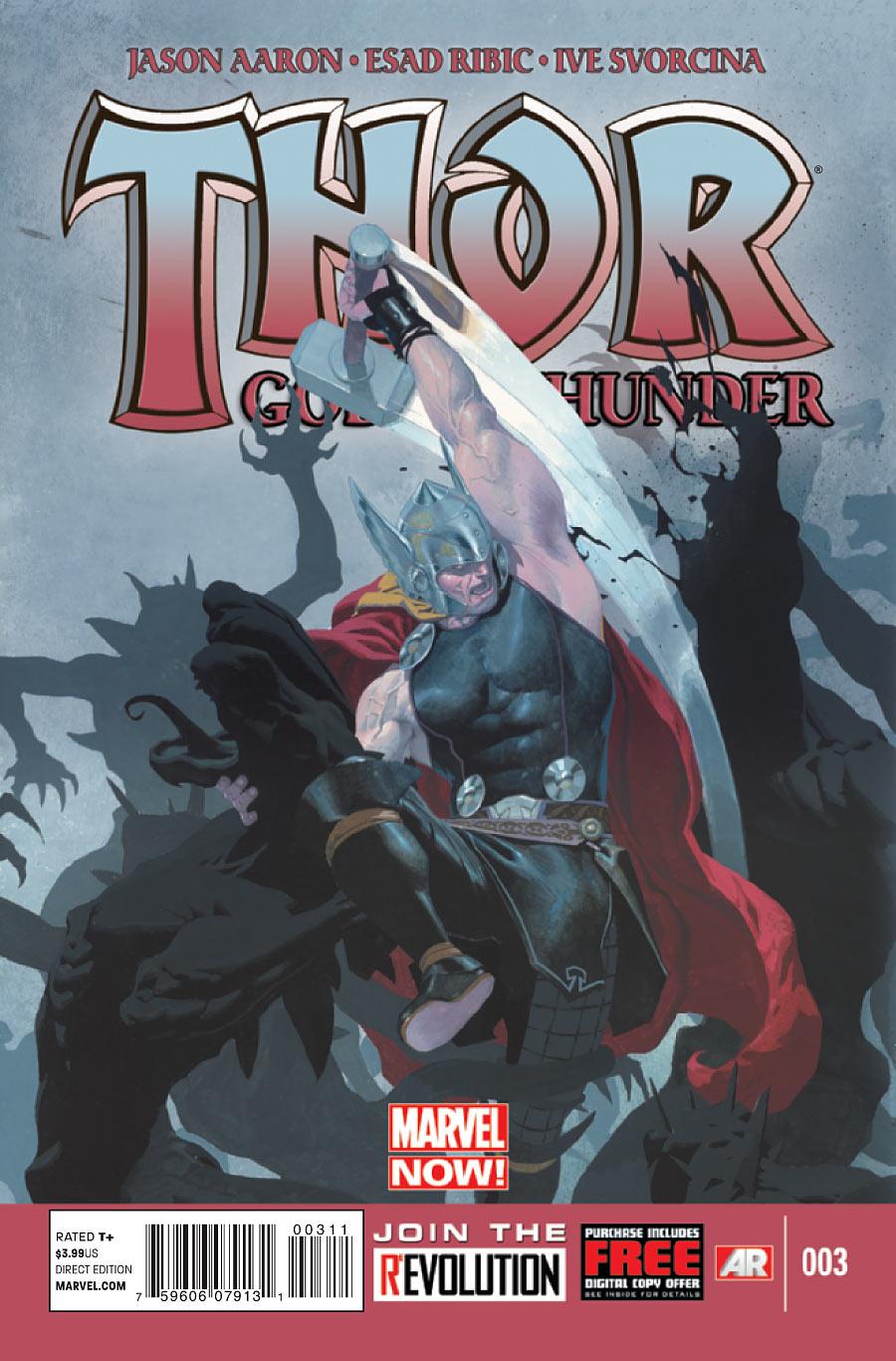 Thor: God of Thunder #3