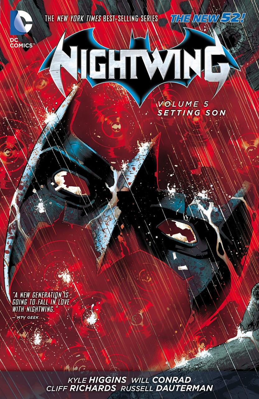 Nightwing Vol. 5: Setting Son TP