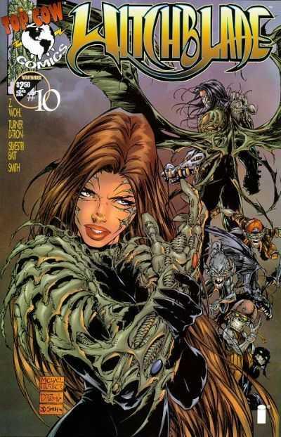 Witchblade #10
