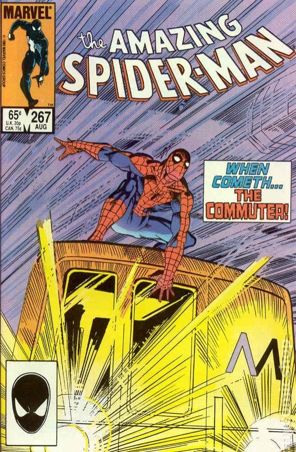 The Amazing Spider-Man #267