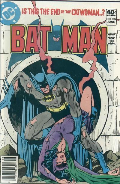 Batman #324