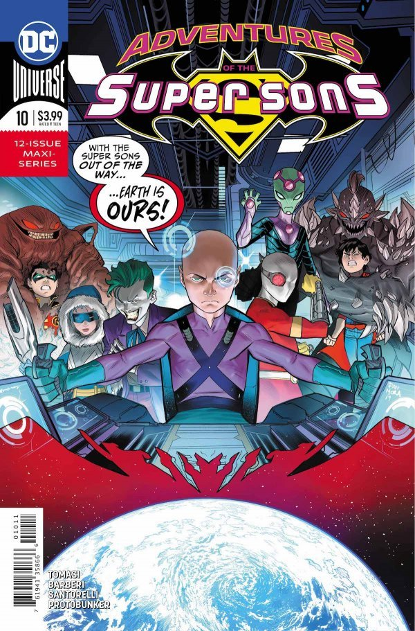 Adventures of the Super Sons #10