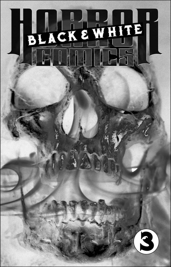 Horror Comics Black and White #3
