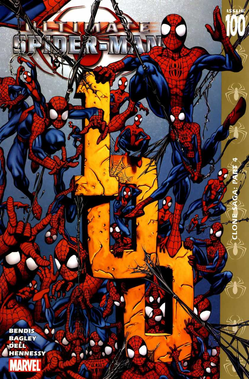 Ultimate Spider-Man #100