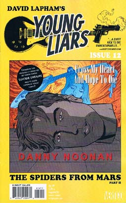 Young Liars #12