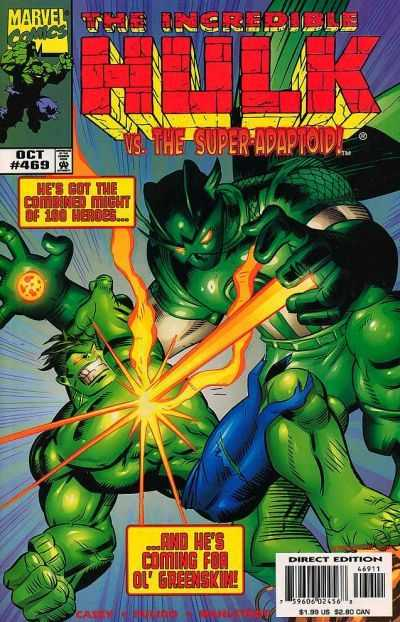 The Incredible Hulk #469