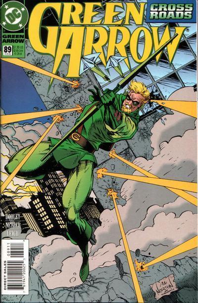 Green Arrow #89