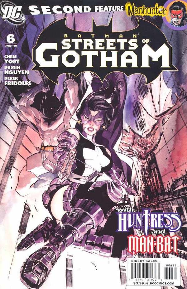 Batman: Streets of Gotham #6
