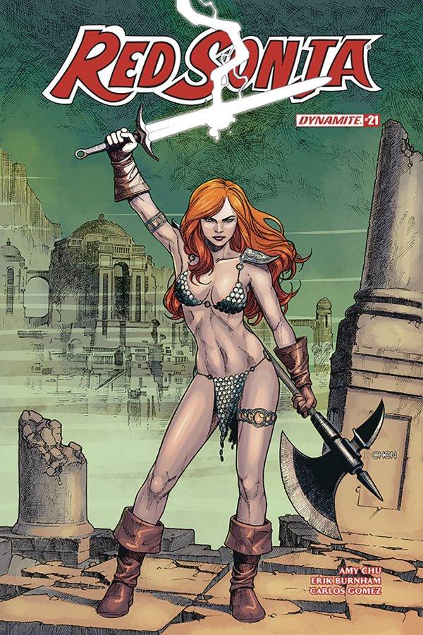 Red Sonja #21
