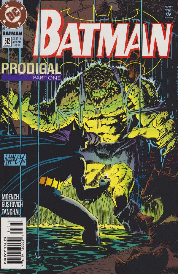 Batman #512