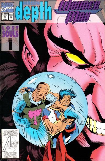 Wonder Man #22