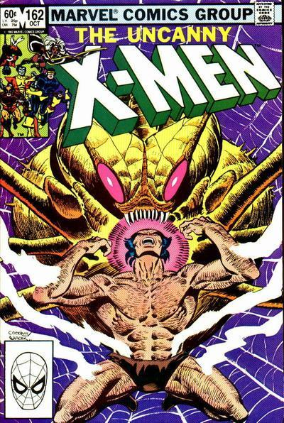 Uncanny X-Men #162