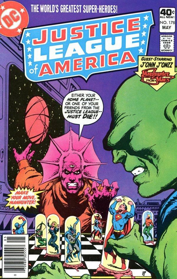 Justice League of America #178