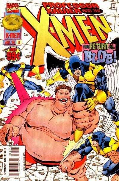 Professor Xavier and the X-Men #8