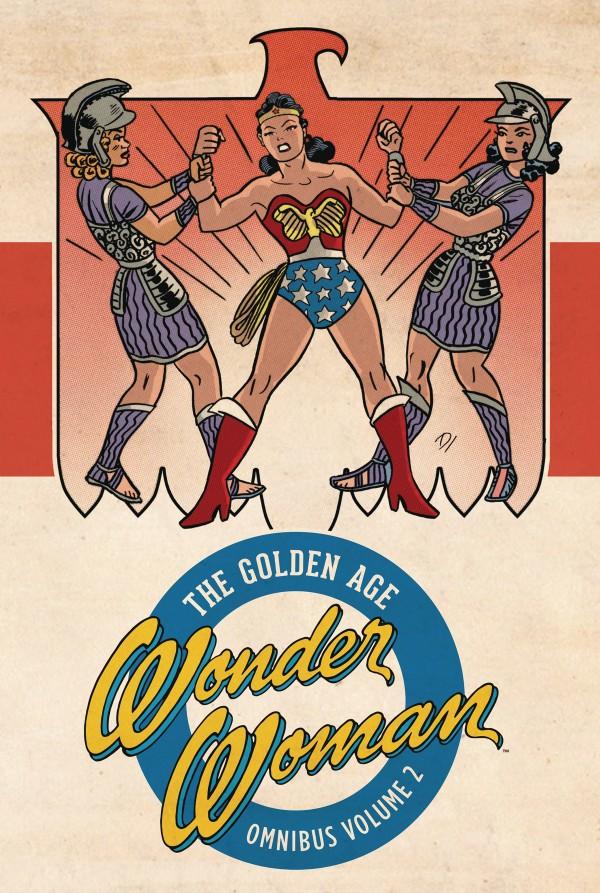 Wonder Woman: The Golden Age Omnibus Vol. 2 HC