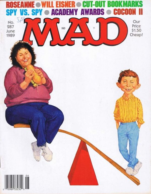 Mad Magazine #287