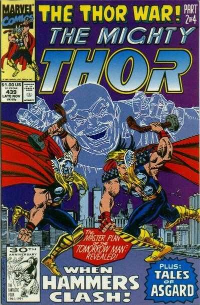 The Mighty Thor #439
