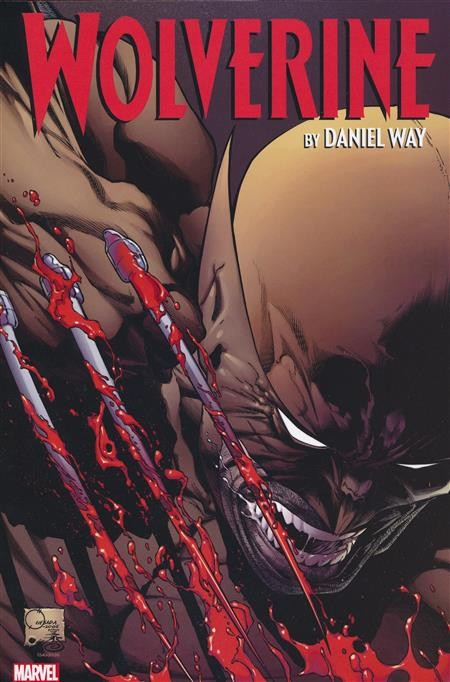 Wolverine By Daniel Way Complete Collection Vol. 2 TP