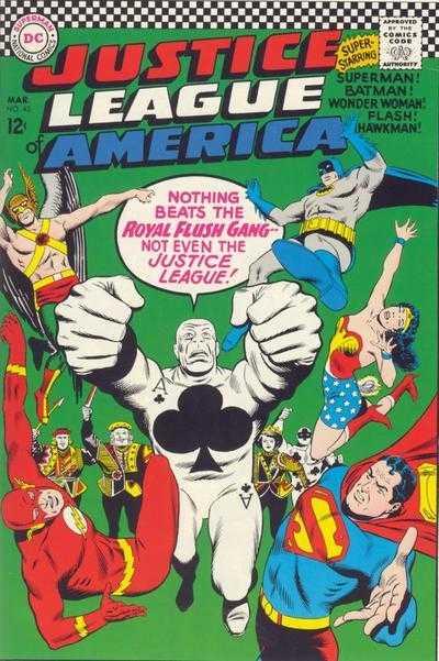 Justice League of America #43