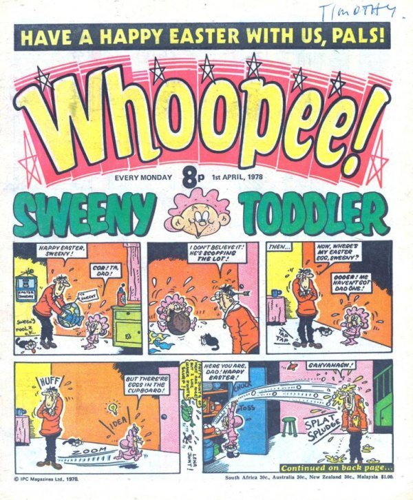Whoopee #April 1st, 1978
