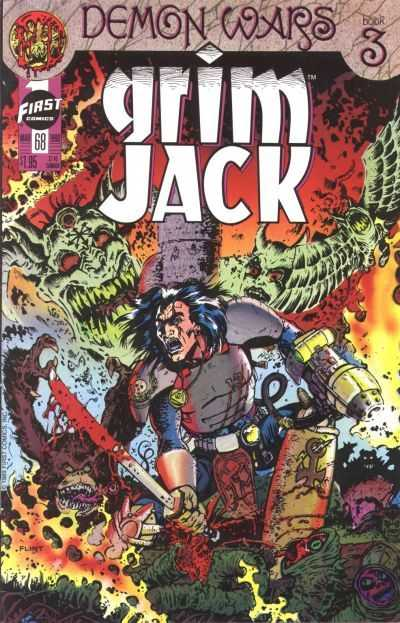 Grimjack #68