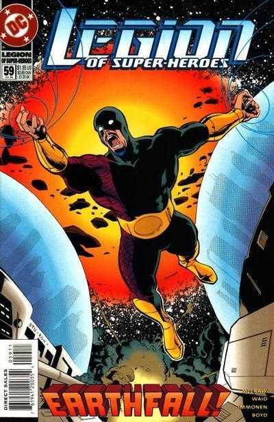 Legion of Super-Heroes #59
