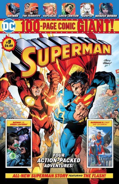 Superman Giant #9