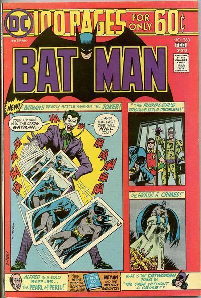 Batman #260