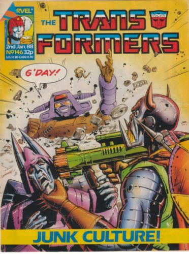 The Transformers #146
