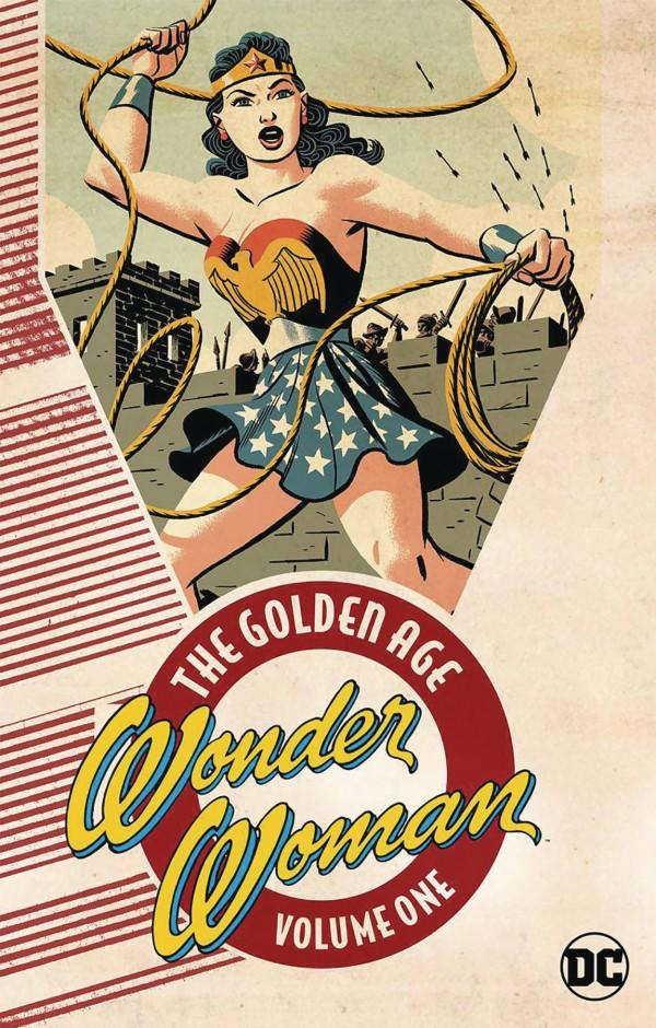 Wonder Woman: The Golden Age Vol. 1 TP