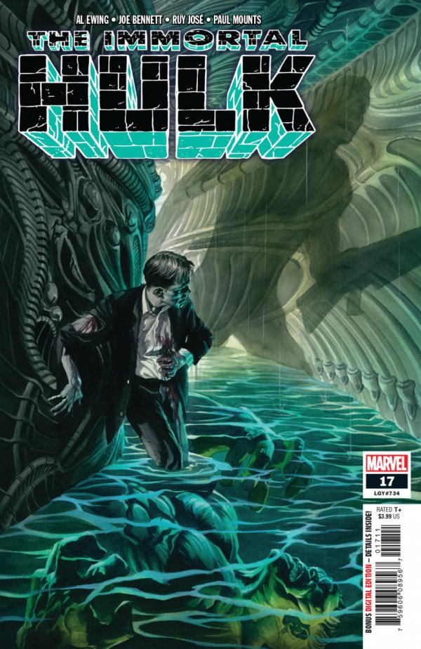 The Immortal Hulk #17