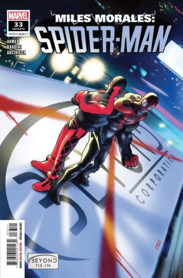 Miles Morales: Spider-Man #33