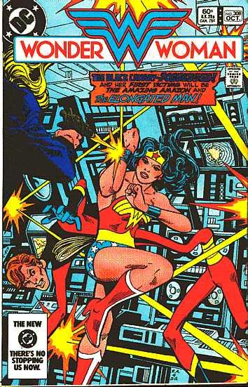 Wonder Woman #308