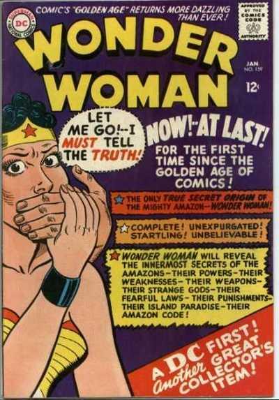 Wonder Woman #159
