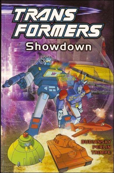 Transformers: Showdown TP