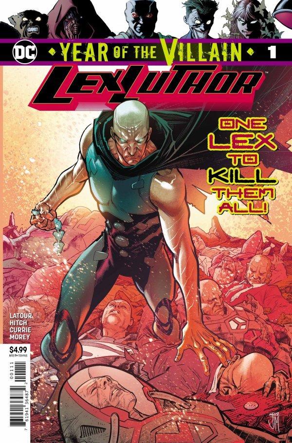 Year of the Villain: Lex Luthor #1