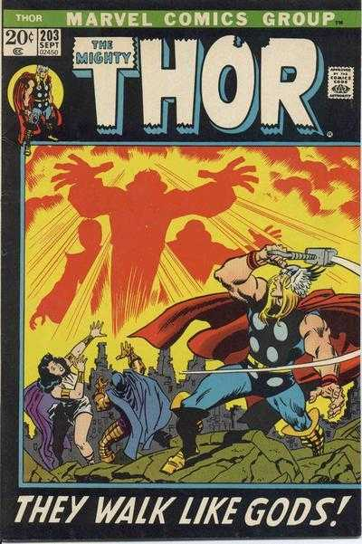 The Mighty Thor #203