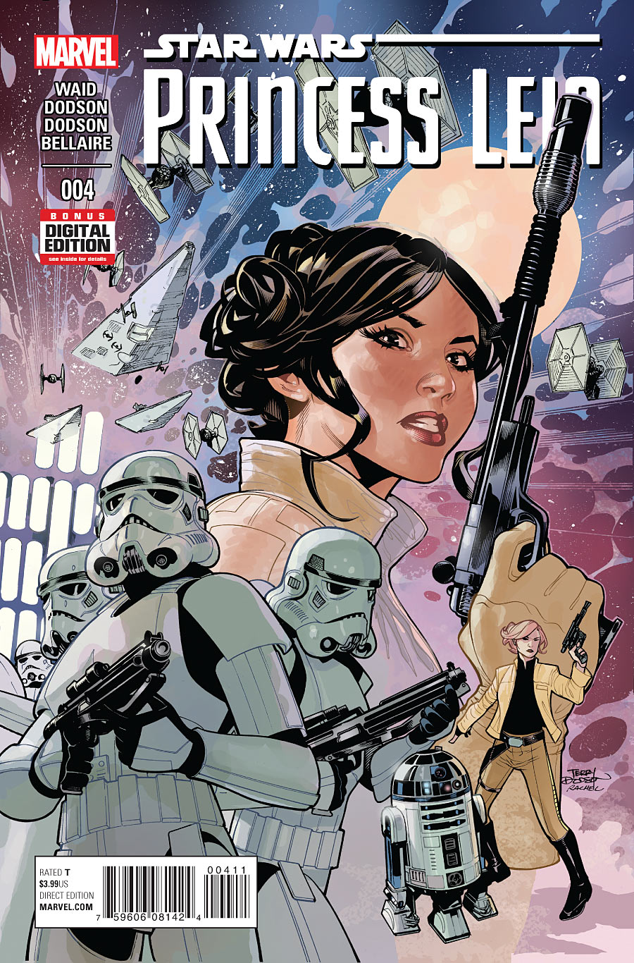 Star Wars: Princess Leia #4