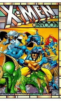 X-Men vs. The Brood TP