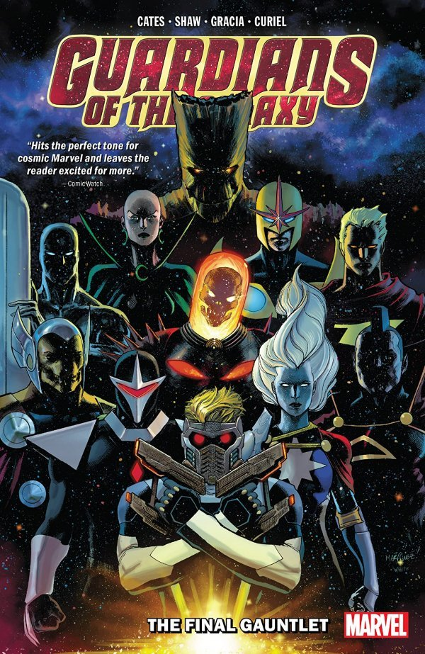 Guardians of the Galaxy Vol. 1: The Final Gauntlet TP