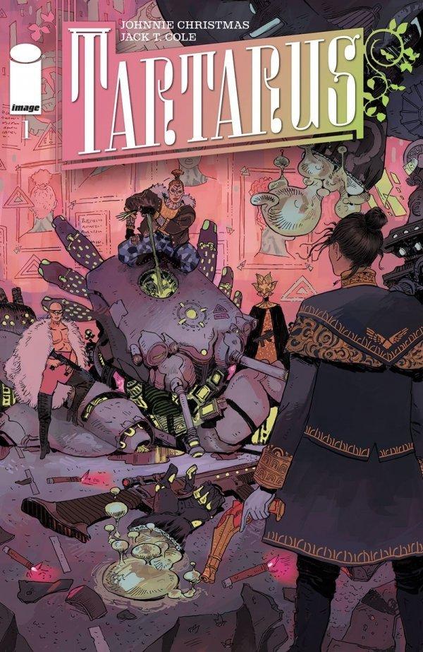 Tartarus #1 review