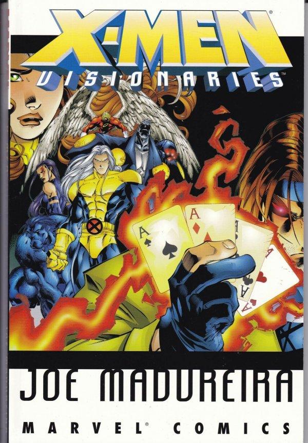 X-Men Visionaries Joe Madureira