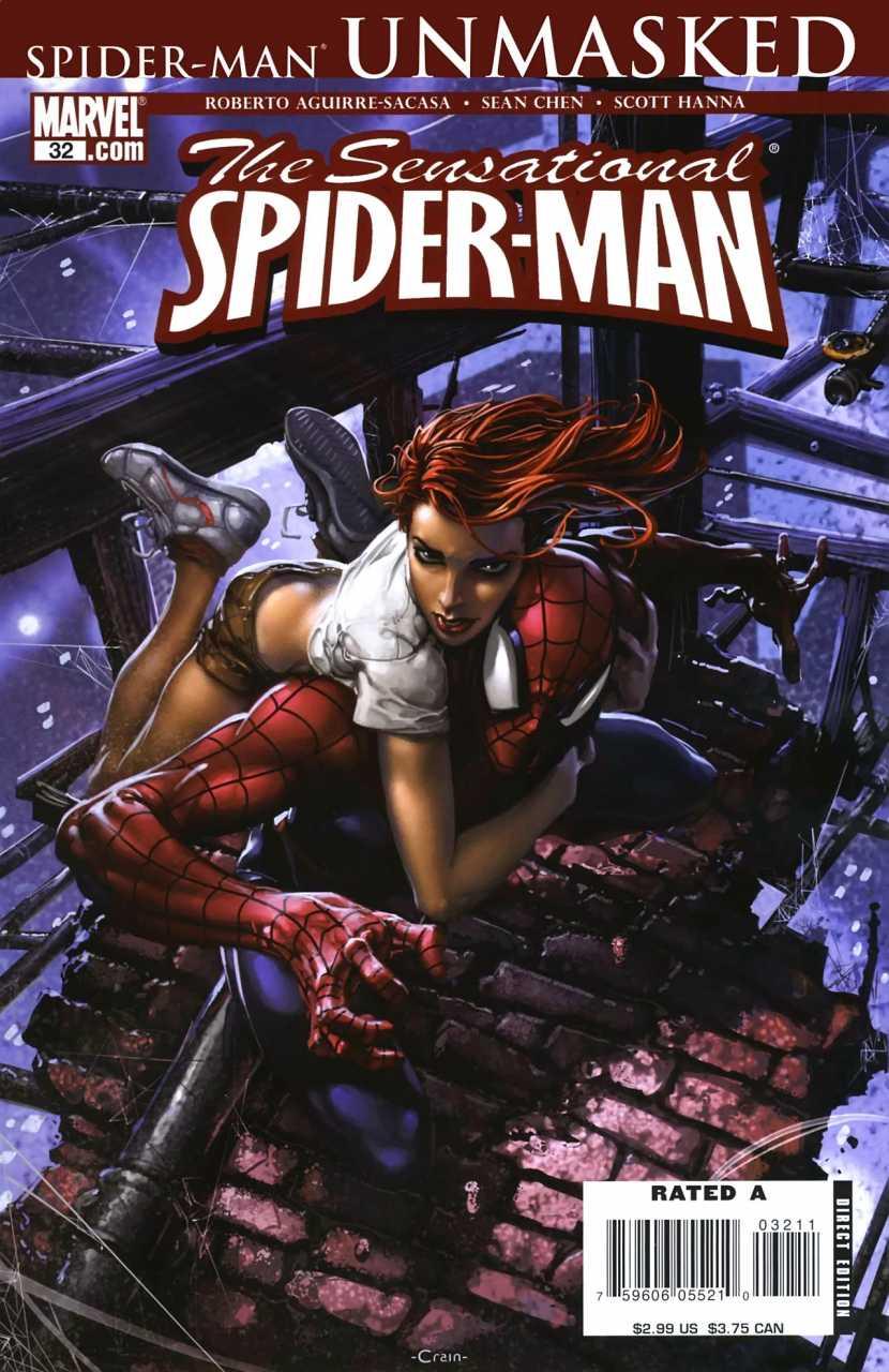 The Sensational Spider-Man #32