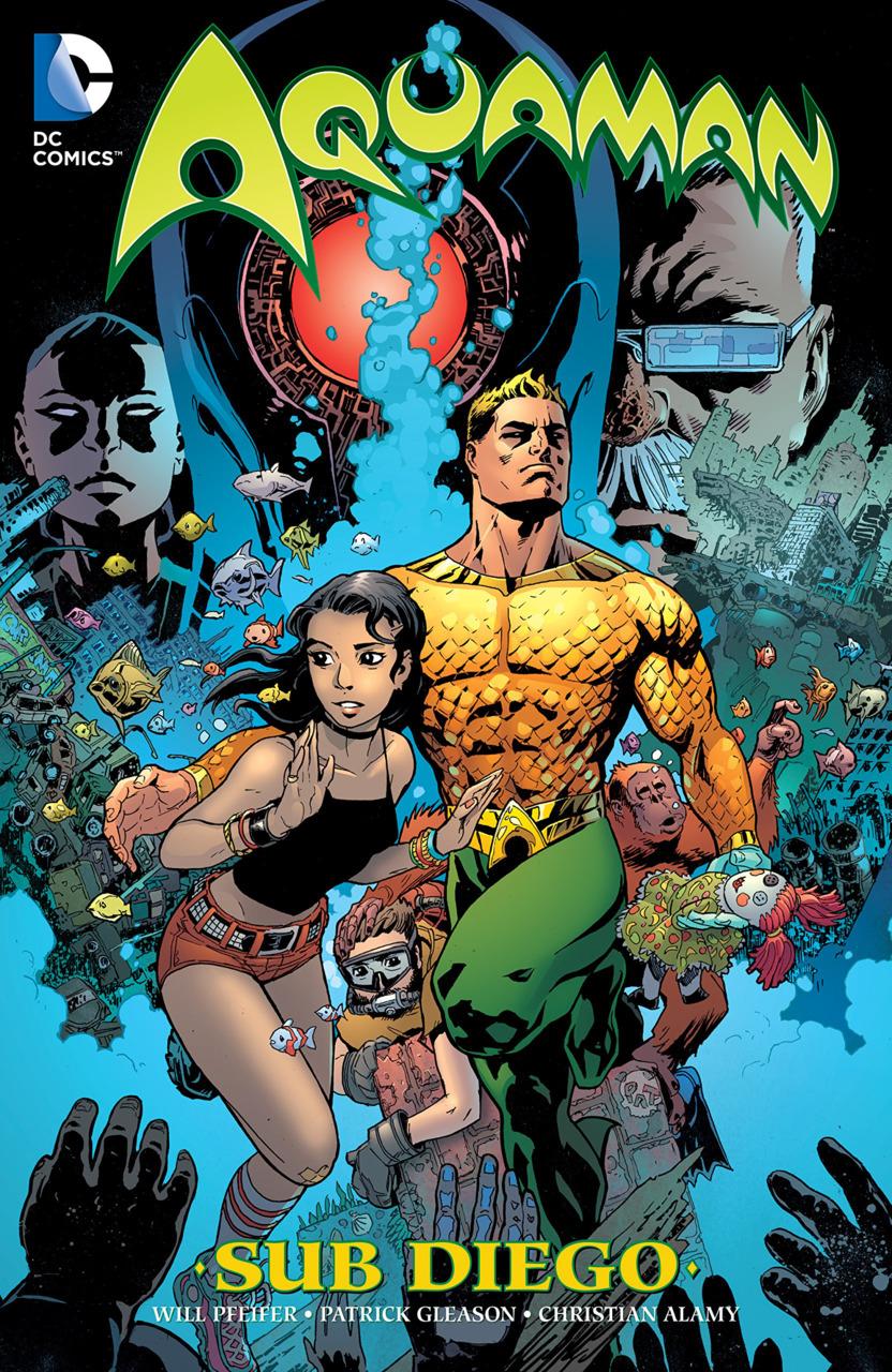 Aquaman: Sub Diego TP