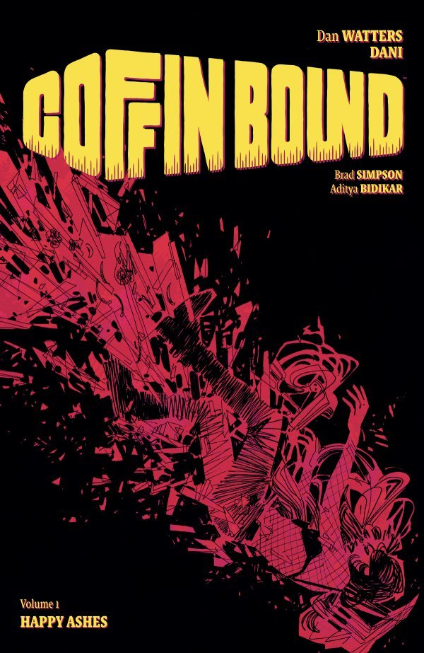Coffin Bound Vol. 1: Happy Ashes TP