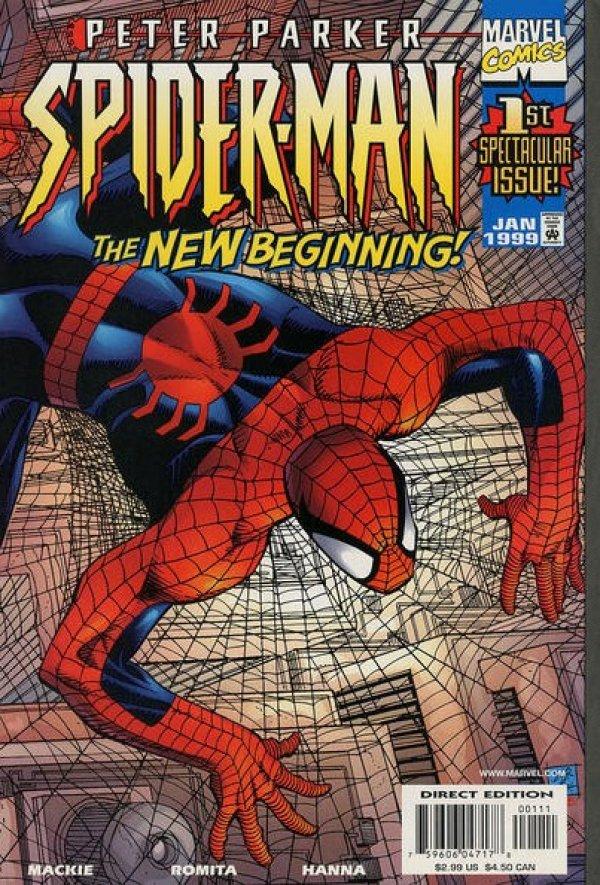Peter Parker: Spider-Man #1