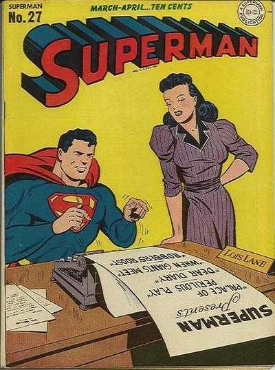 Superman #27