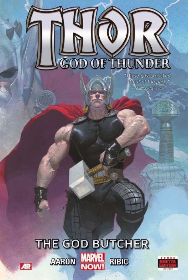 Thor: God of Thunder Vol. 1: God Butcher HC