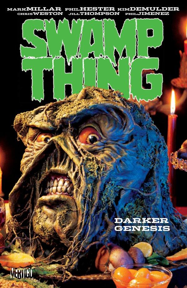 Swamp Thing: Darker Genesis TP